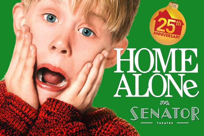 HOME ALONE: Holiday Family Movie at the Senator Theatre