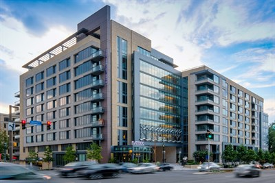 Gobal Luxury Suites in Bethesda