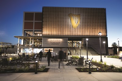 Photo Credit: Guinness Open Gate Brewery & Barrel House