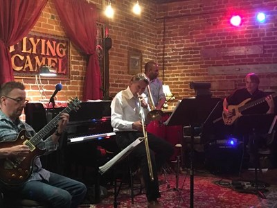 The Flying Camel Literary Cafe and Jazz Bar
