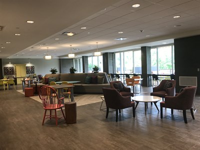 Home2 Suites Hagerstown Lobby