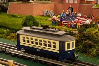 Jacksonville Train Garden