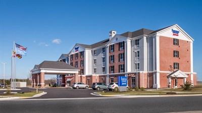 Fairfield Inn & Suites-Easton