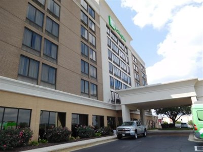 Holiday Inn-Timonium exterior view