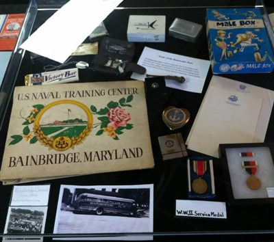 Bainbridge Naval Training Center