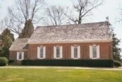 Old Wye Church