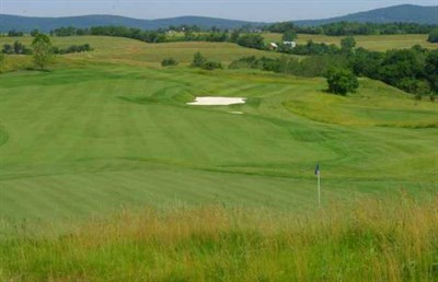 Picture of a fairway at the Maryland National Golf Club